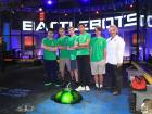 Team Shellshock at BattleBots